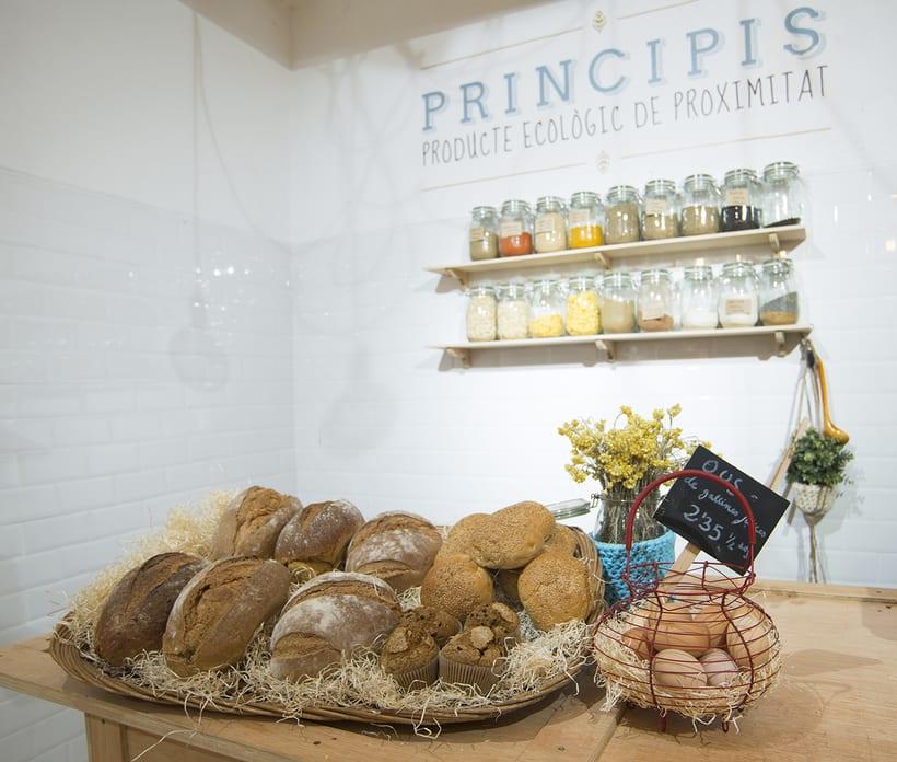 Principis, producte ecològic i de proximitat 0