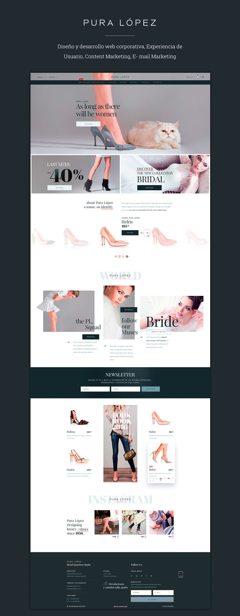 Pura Lopez Luxury fashion shoes E-commerce -1