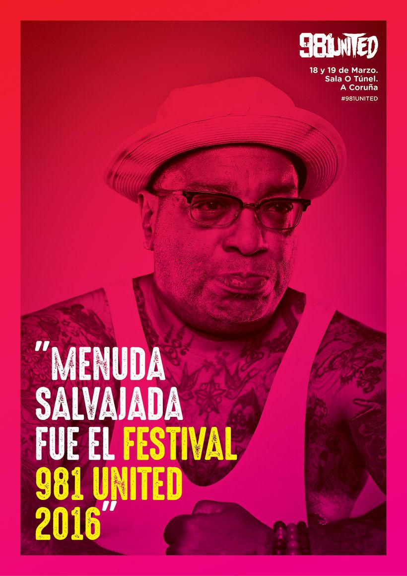 Festival 981UNITED 0