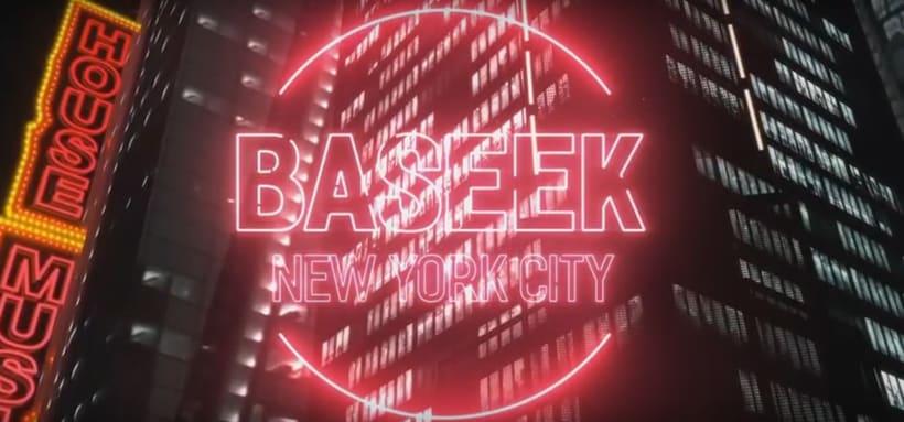 VIDEO MUSIC: Baseek - New York City 2