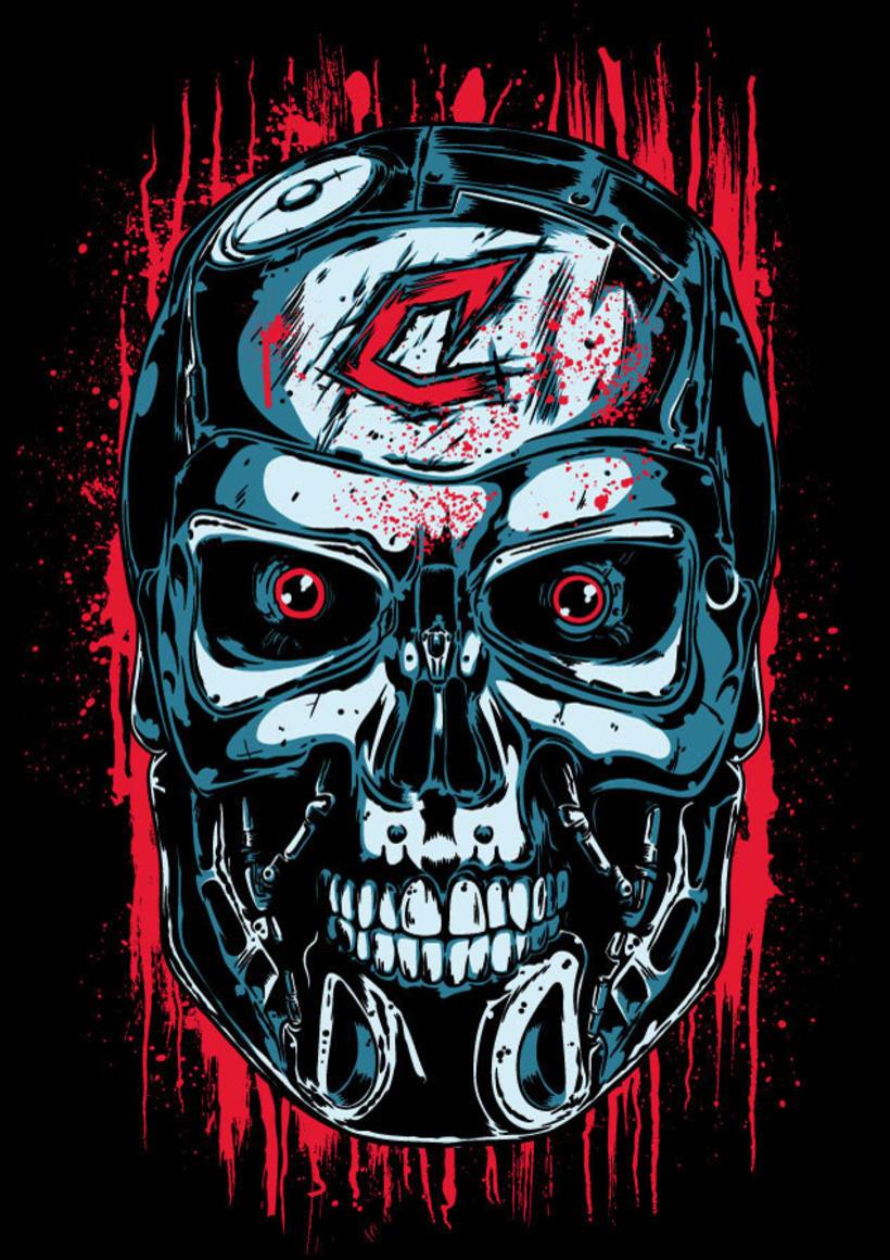 Terror Era - Crisix Merchandise 0