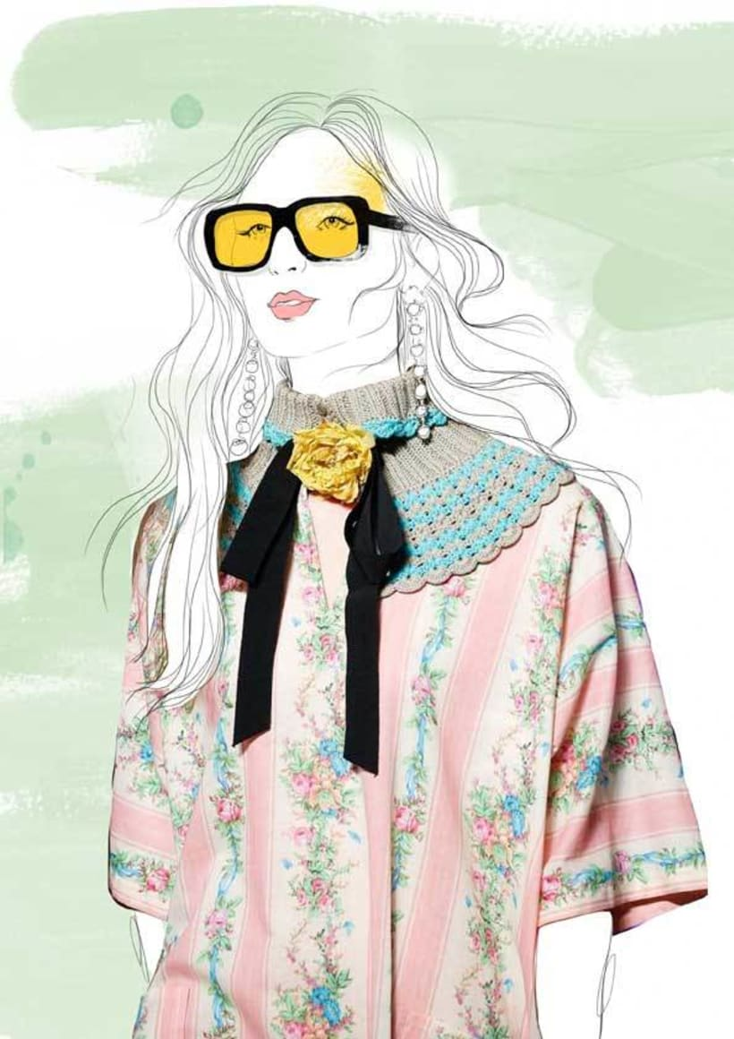 Gucci illustrations 1