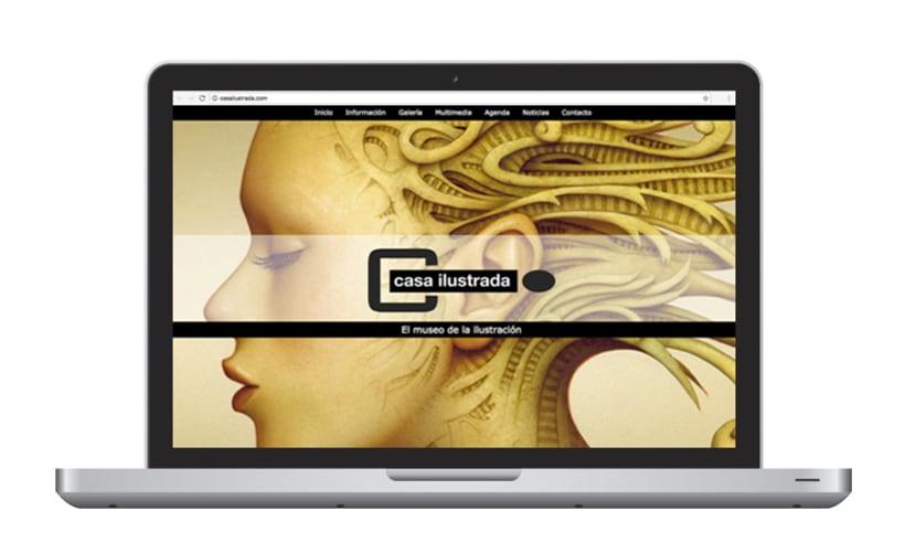 Web Museo Ilustración 0