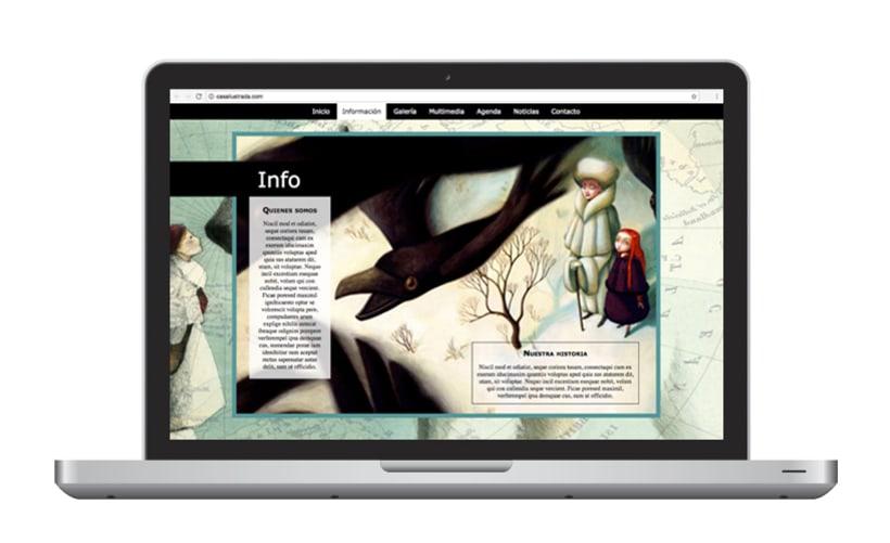 Web Museo Ilustración 1