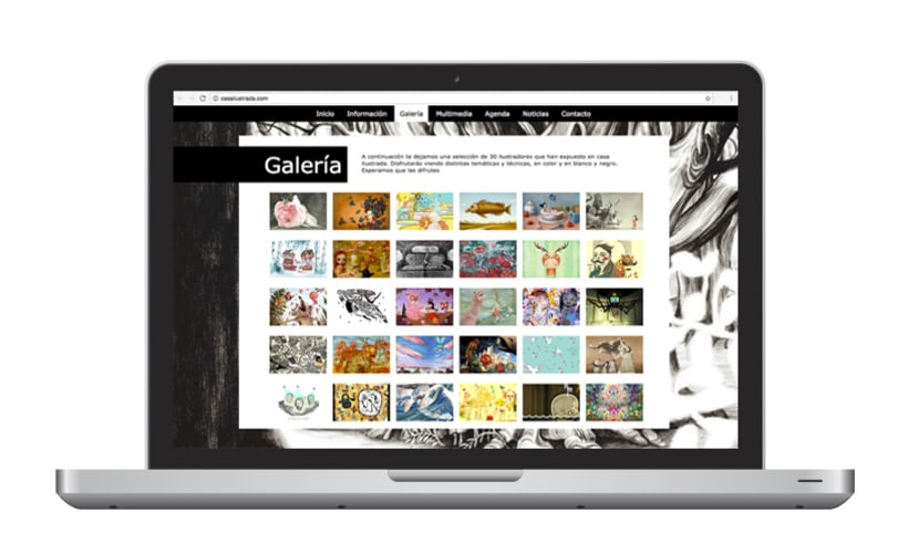 Web Museo Ilustración 2