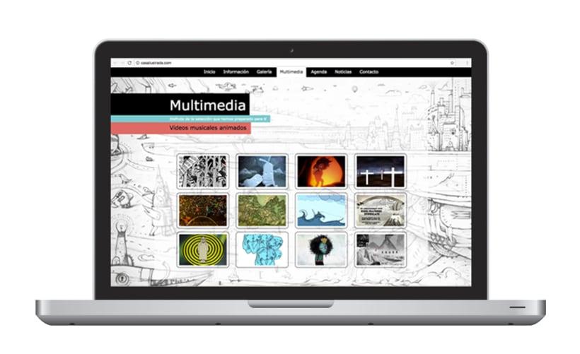 Web Museo Ilustración 4