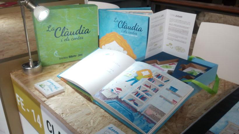 La Clàudia i els contes 0