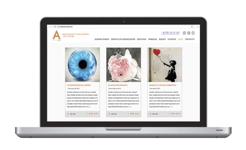Web Corporativa 6