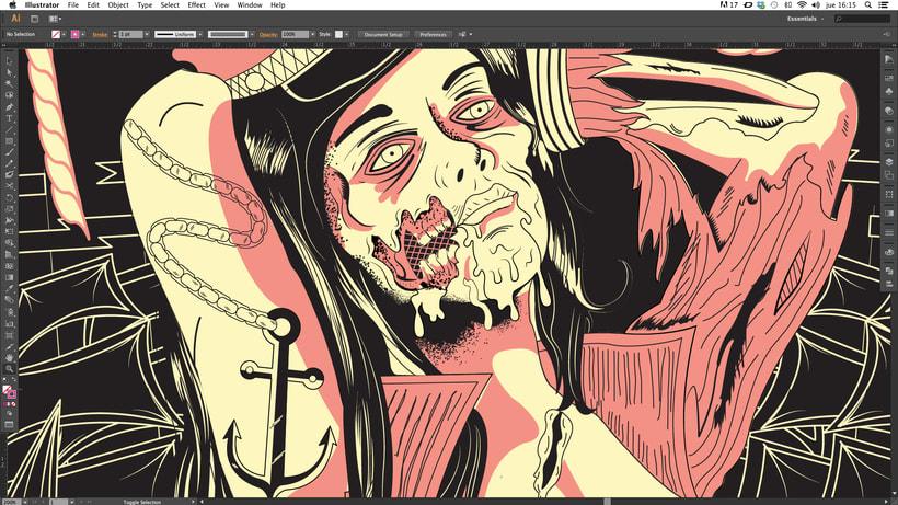 Captain Zombie - Recks Devil's 7