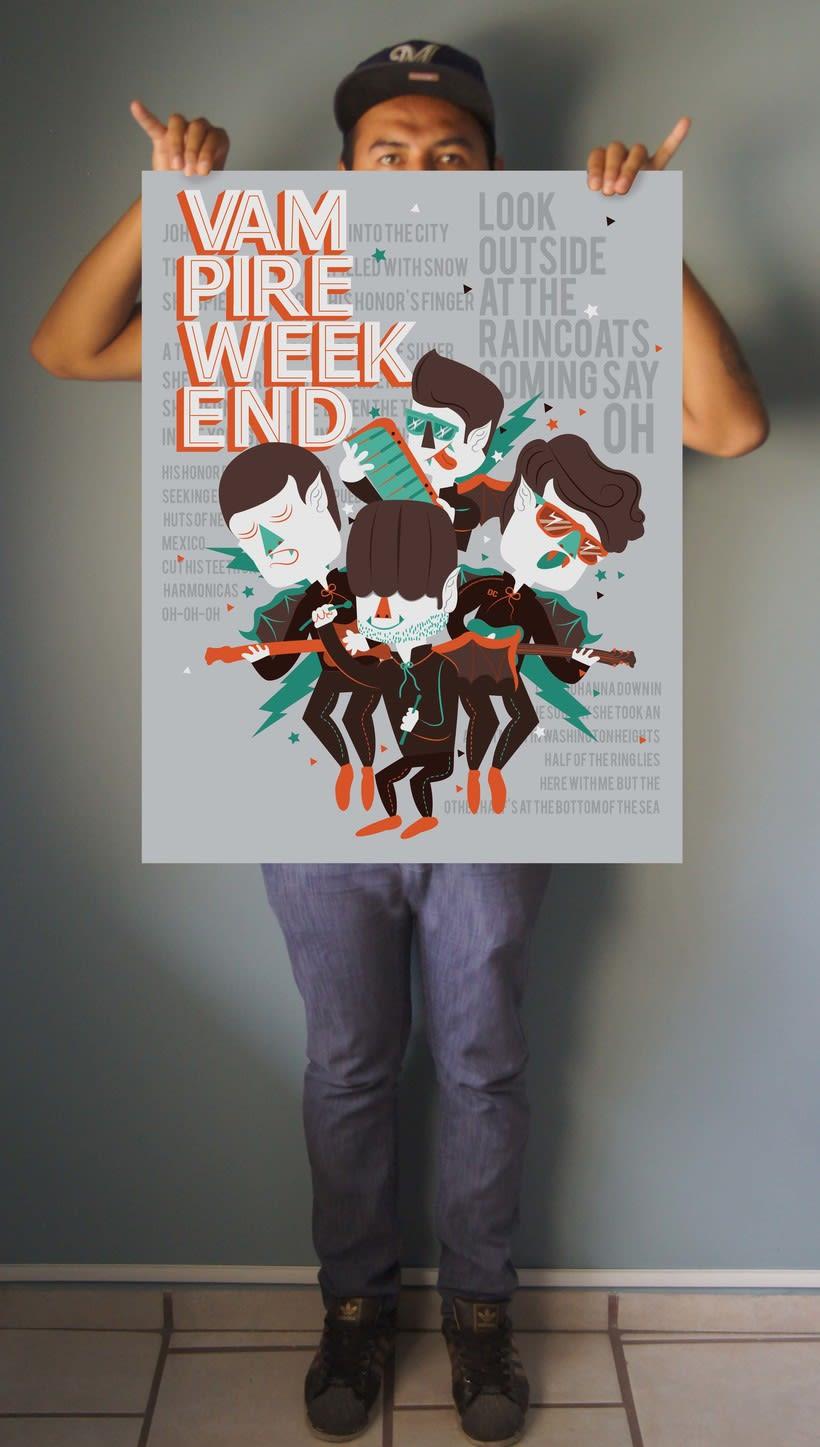 Corona Capital Poster  -1