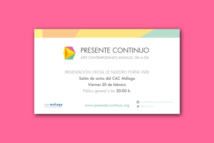 Presente Continuo. Arte Contemporáneo Andaluz, día a día. 4