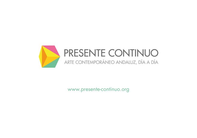 Presente Continuo. Arte Contemporáneo Andaluz, día a día. 0