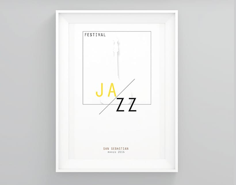 Carteles festival de Jazz en San Sebastián 2