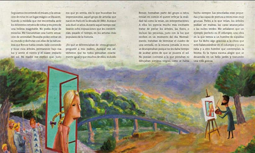 Renoir, libro ilustrado 2016 2