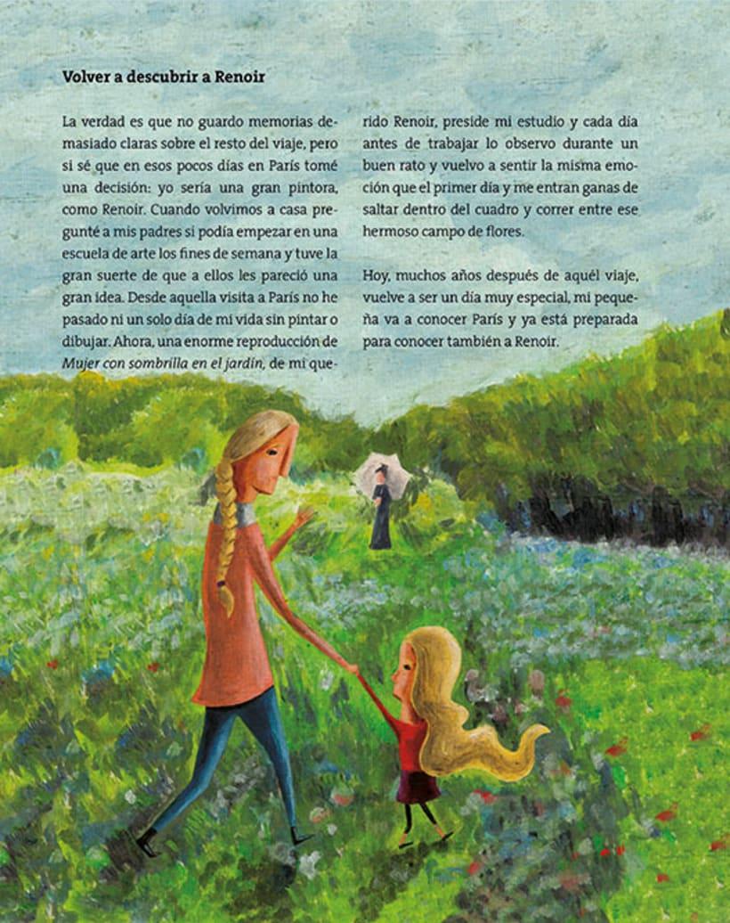 Renoir, libro ilustrado 2016 6