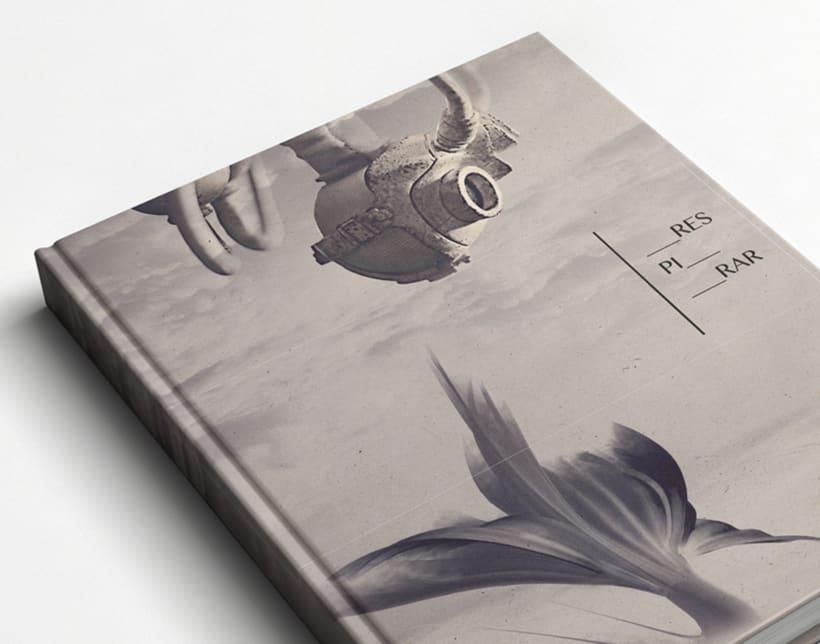 """Portada libro"""" Respirar"""" 0"""