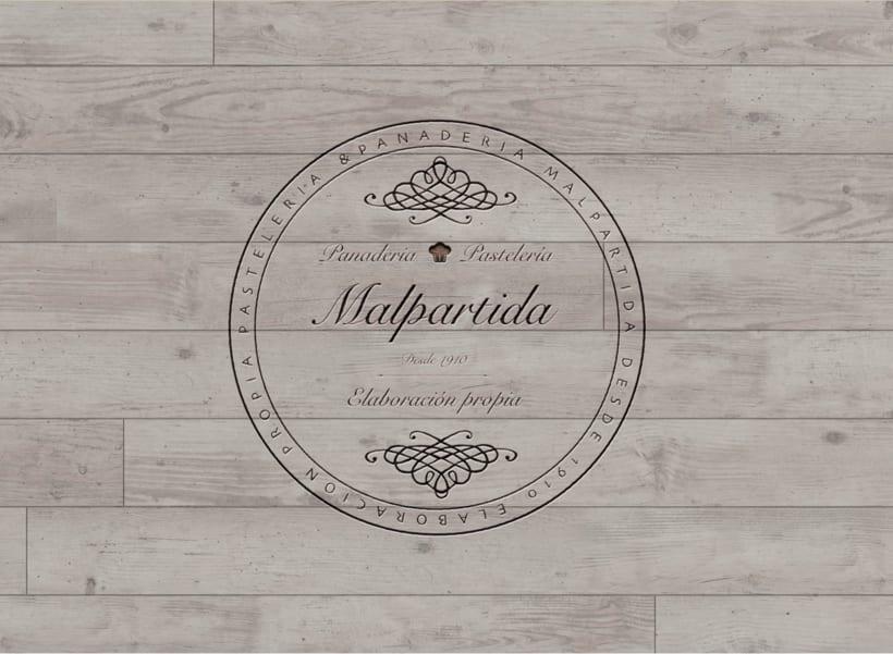 """Panadería & Pastelería """"Malpartida"""". Semifinalista Adobe Adwords 0"""