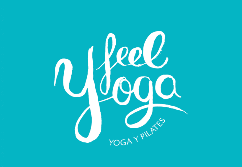 Feel Yoga - Branding design for yoga studio 4