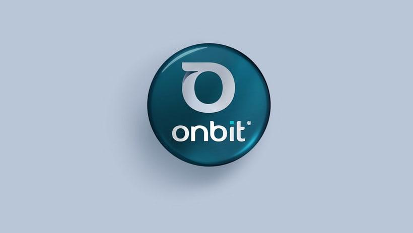 Diseño de Marca Para Onbit - Tecnologías de la Información 13