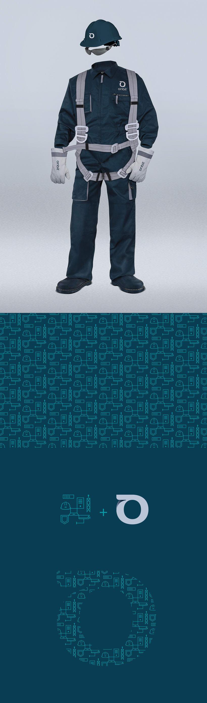Diseño de Marca Para Onbit - Tecnologías de la Información 7