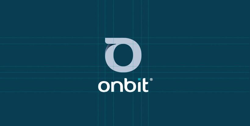 Diseño de Marca Para Onbit - Tecnologías de la Información 0