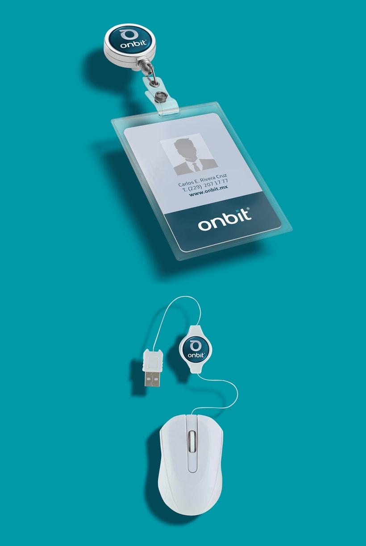Diseño de Marca Para Onbit - Tecnologías de la Información 15
