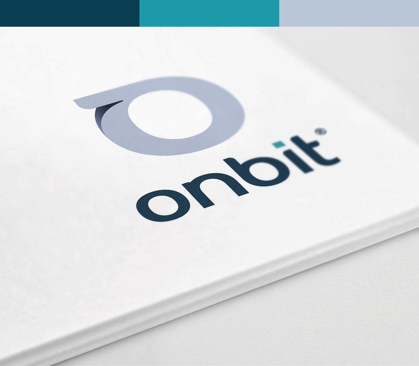 Diseño de Marca Para Onbit - Tecnologías de la Información 2