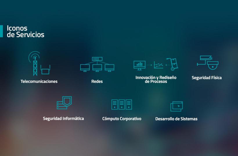 Diseño de Marca Para Onbit - Tecnologías de la Información 19
