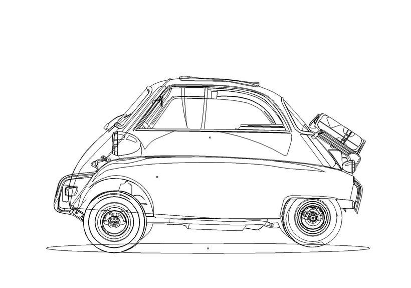 Isetta 300 0