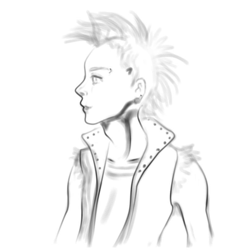 Fashion punk 1