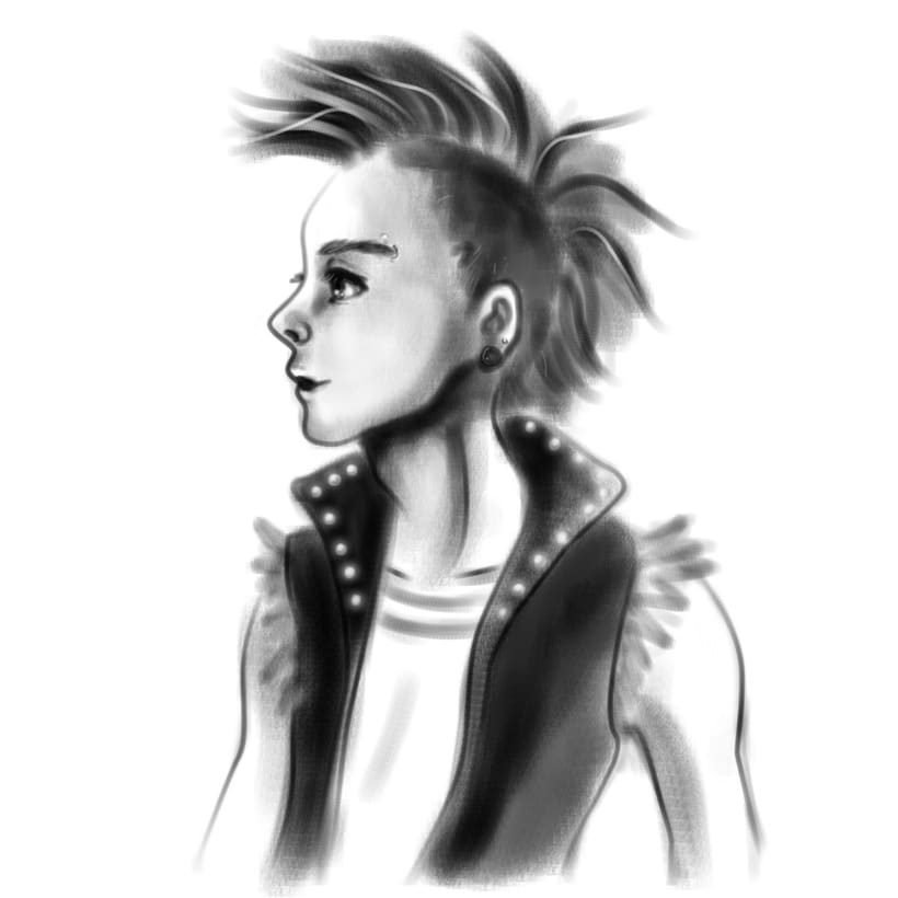 Fashion punk 3