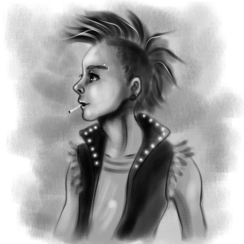 Fashion punk 6