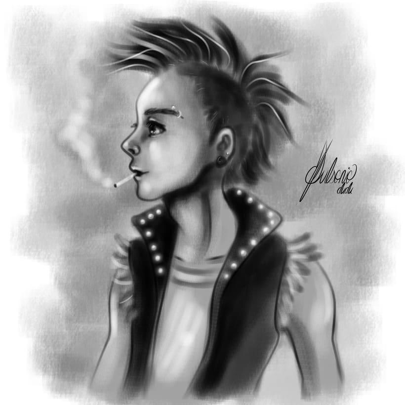 Fashion punk 7