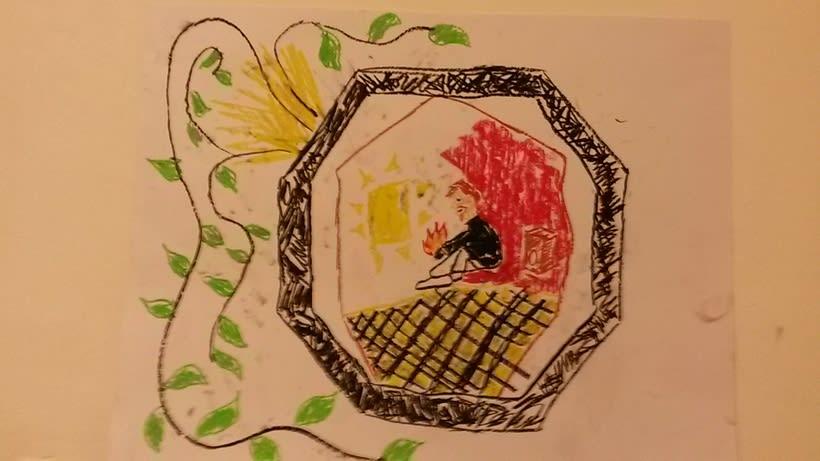 Primeros dibujos @sin_verguenza 9