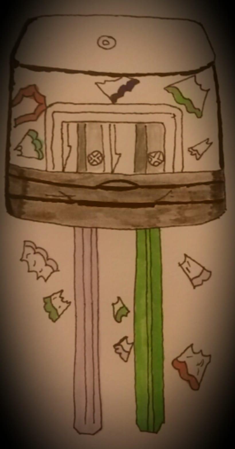 Primeros dibujos @sin_verguenza 16