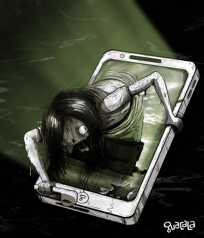 Samara Morgan // iphone7 -1