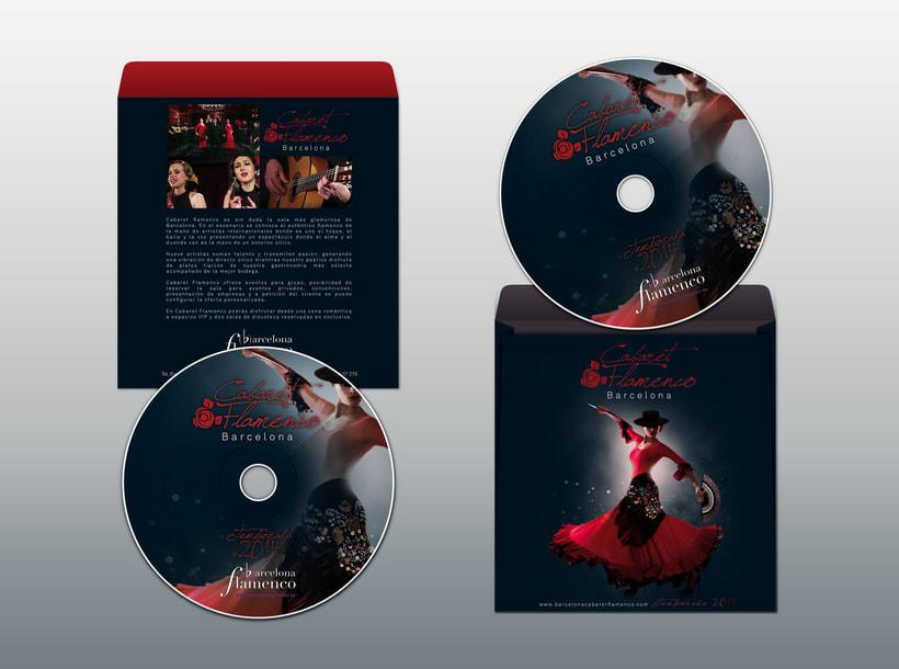 Cabaret Flamenco 1
