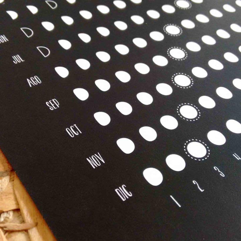 Calendario lunar 1