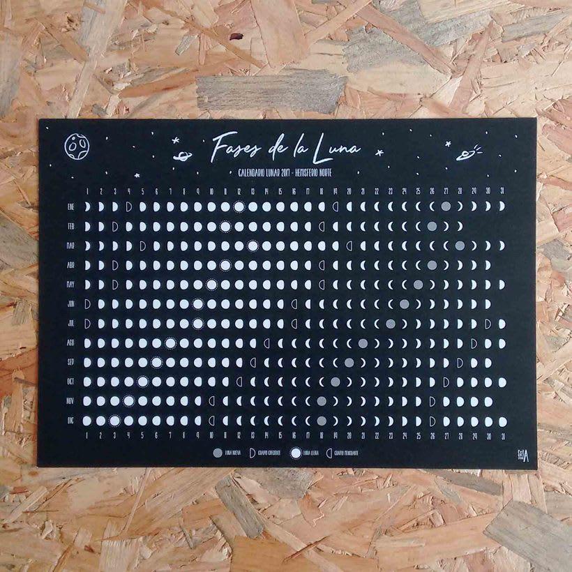 Calendario lunar 0