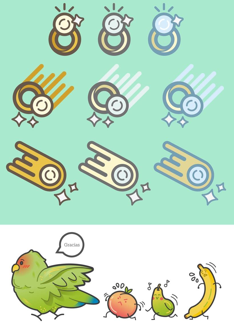 Ilustraciones variadas 1