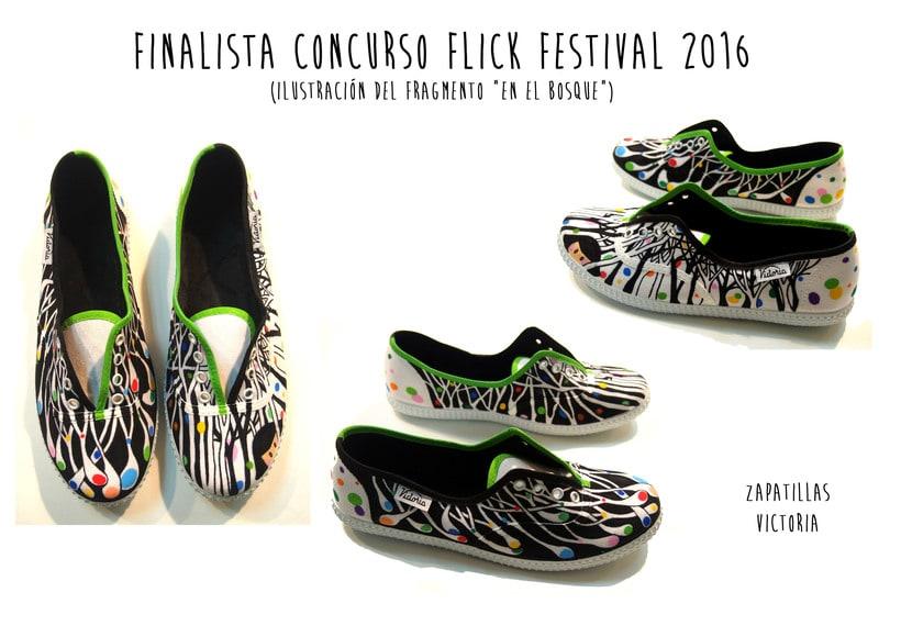 Flic Festival  (Zapatillas) 2
