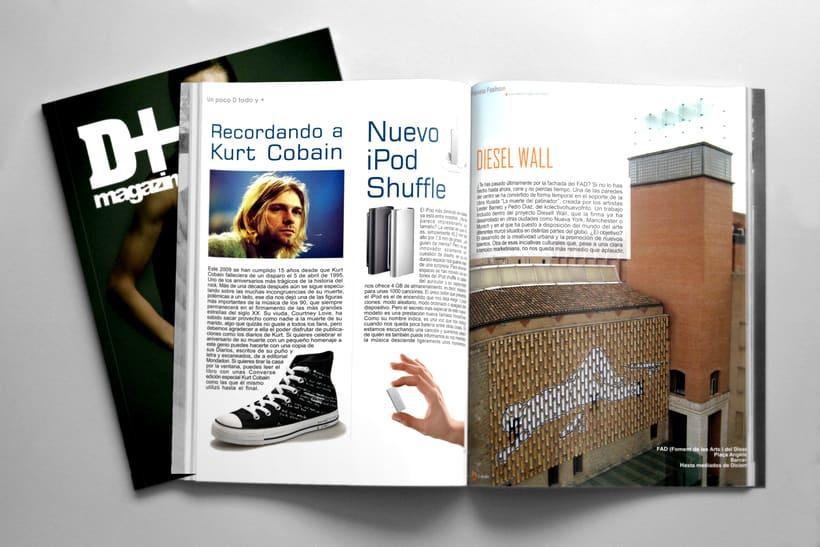 D+ Magazine 0