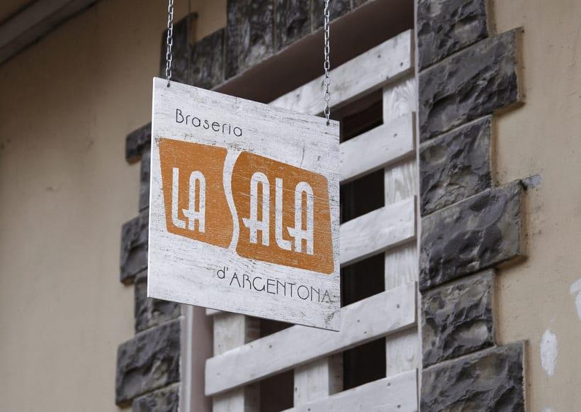 Restaurant La Sala d'Argentona 0