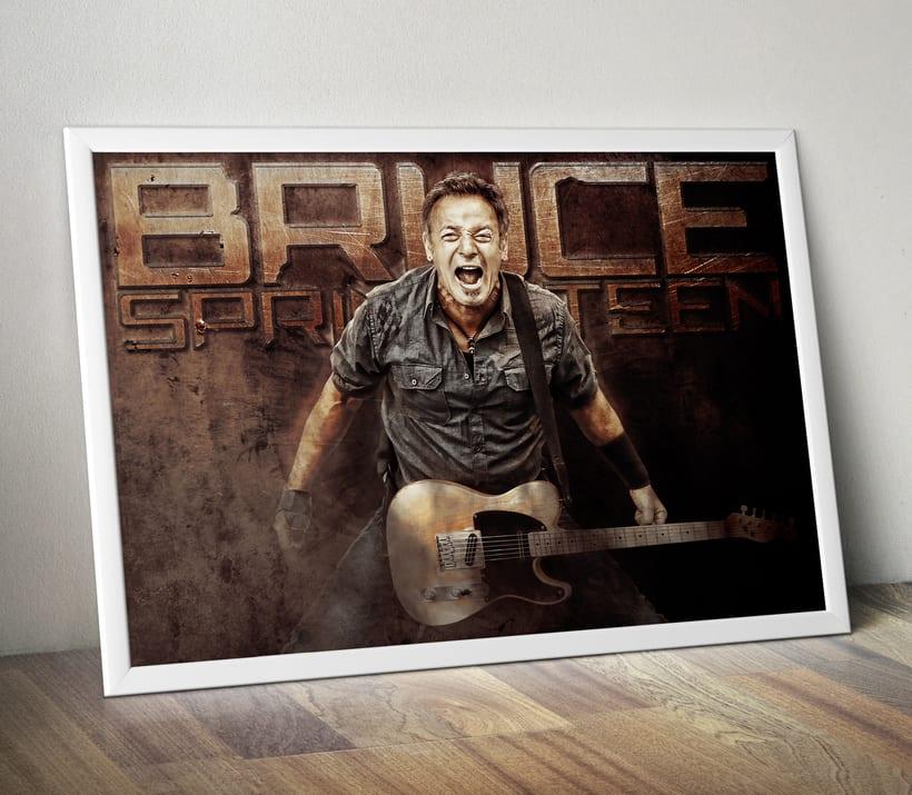 Bruce Poster -1