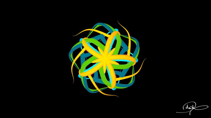 Mandala Animation 2