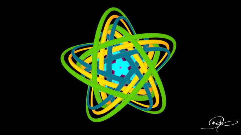 Mandala Animation 8