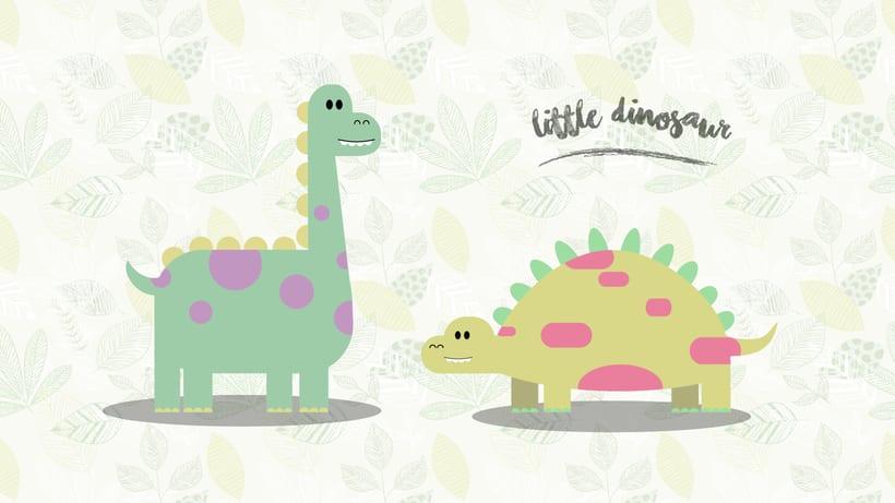 Little Dinosaur -1