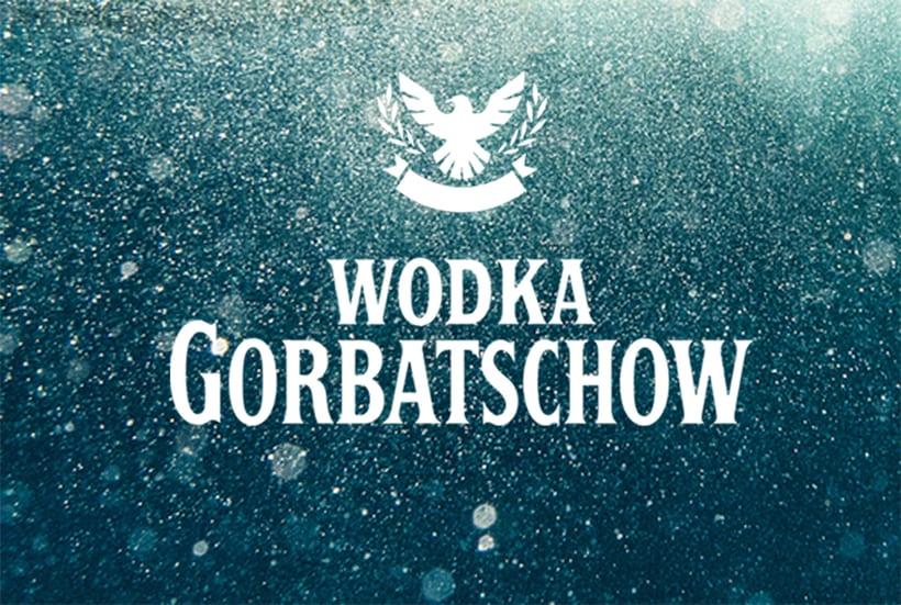 Diseño Wodka Gorbatschow Limited Edition  0