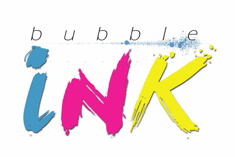 Logo Bubble Ink -1
