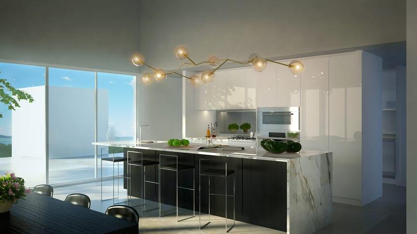 Interior Kitchen Design -1